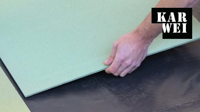 Laminaat Leggen Ondervloer : Een ondervloer leggen bekijk de klusvideo karwei